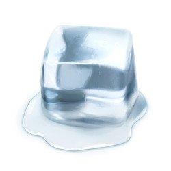 Die Entstehung von Eis hängt mit der genauen Zusammensetzung des Wassers zusammen